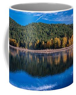 Siskiyou Lake Shoreline Coffee Mug