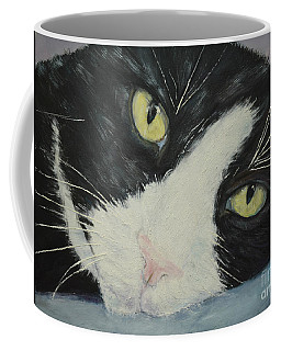 Sissi The Cat 1 Coffee Mug