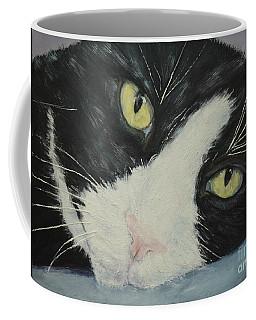 Sissi The Cat 1 Coffee Mug