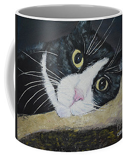 Sissi The Cat 3 Coffee Mug