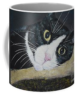 Sissi The Cat 3 Coffee Mug