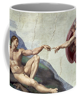 Sistine Chapel Ceiling Coffee Mug