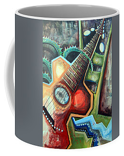 Sit Down Play Coffee Mug