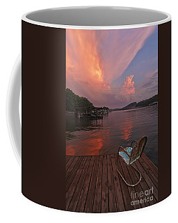 Sittin' On The Dock Coffee Mug