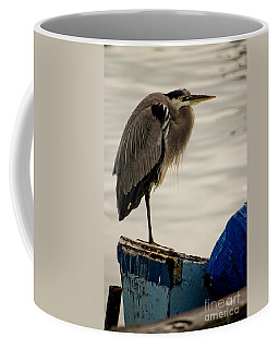 Sittin' On The Dock Of The Bay Coffee Mug
