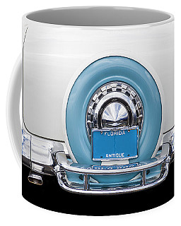 Sittin Pretty 1956 Chevrolet Convertible Coffee Mug