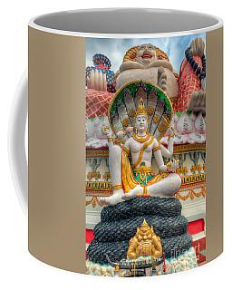 Sitting Buddhas Coffee Mug