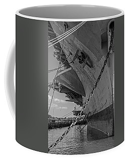 Sitting Silent Coffee Mug