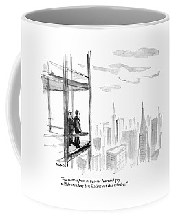 Six Months From Now Coffee Mug