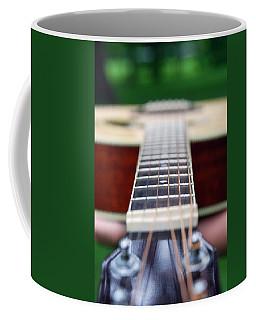 Six String Music Coffee Mug