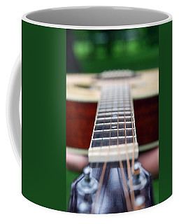Six String Music Coffee Mug