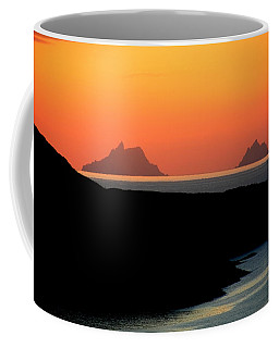 Skellig Islands  Coffee Mug
