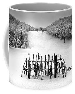 Ski Vermont At Middlebury Snow Bowl Coffee Mug