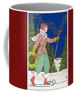 Ski Vogue Coffee Mug