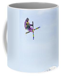 Ski X Coffee Mug