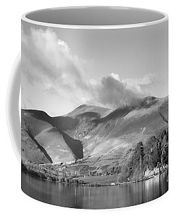 Skiddaw And Friars Crag Mountainscape Coffee Mug
