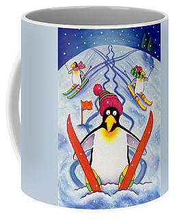 Skiing Holiday Coffee Mug