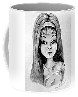 Skipper Barbie Coffee Mug