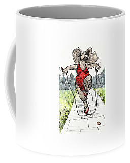 Skipping Rope Coffee Mug