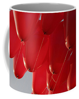 Coffee Mug featuring the photograph Skc 0029 Unity In Flying by Sunil Kapadia