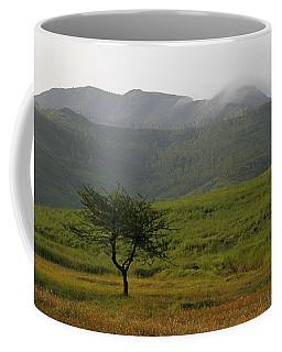 Coffee Mug featuring the photograph Skc 0053 A Solitary Tree by Sunil Kapadia