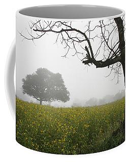 Skc 0060 Framed Tree Coffee Mug by Sunil Kapadia