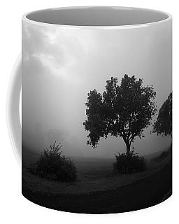 Skc 0074 A Family Of Trees Coffee Mug by Sunil Kapadia