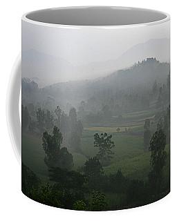 Skc 0079 A Winter Morning Coffee Mug by Sunil Kapadia