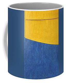 Skc 0303 Co-existance Coffee Mug by Sunil Kapadia