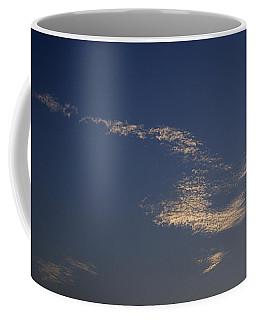 Skc 0353 Cloud In Flight Coffee Mug by Sunil Kapadia