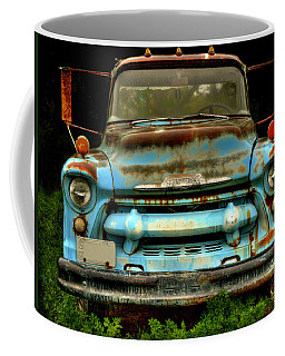 Sky Blue And Still Cool Coffee Mug
