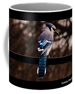 Sky Blue Wings Coffee Mug