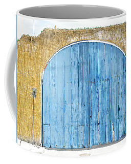 Coffee Mug featuring the photograph Sky Gate by Brian Boyle