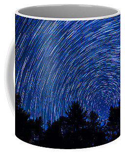 Sky In Motion Coffee Mug