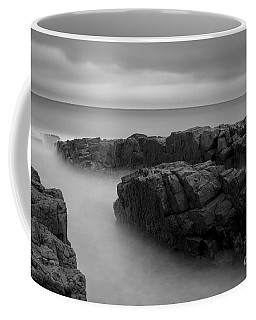 Coffee Mug featuring the photograph Sky Line by Gunnar Orn Arnason