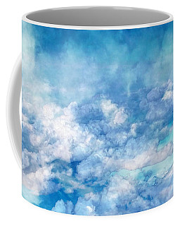 Sky Moods - A View From Above Coffee Mug
