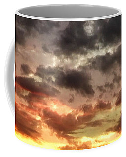 Sky Moods - Spectrum Coffee Mug by Glenn McCarthy