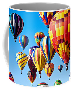 Sky Of Color Coffee Mug