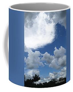 Coffee Mug featuring the photograph Sky View by Oksana Semenchenko