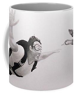 Skydiver Coffee Mug