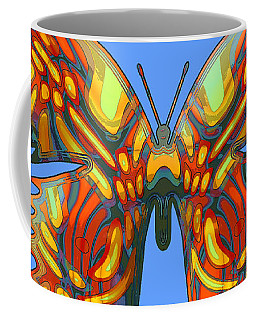 Skyfly Butterfly Coffee Mug