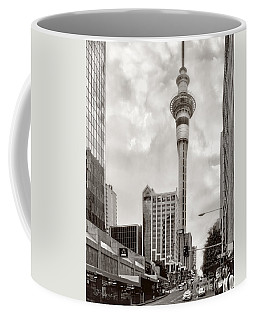 Sky Tower's Queen St Couple.nz Coffee Mug