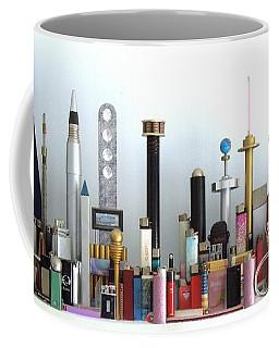 Skyline Sculpture Coffee Mug