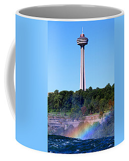 Skylon Tower Niagara Falls Coffee Mug