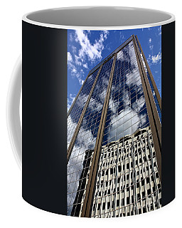 Skyward Coffee Mug by Linda Bianic