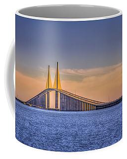 Skyway Bridge Coffee Mug by Marvin Spates