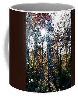Skyway Forest At Dawn Coffee Mug
