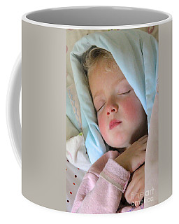 Sleeping Angel Coffee Mug