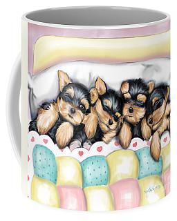 Sleeping Babies Coffee Mug