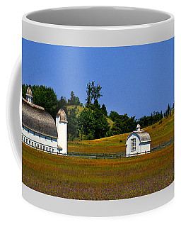 Sleeping Bear Barns Coffee Mug